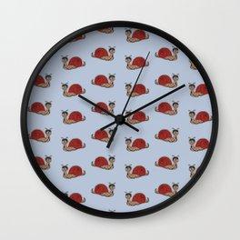 Hannibal Snail Wall Clock