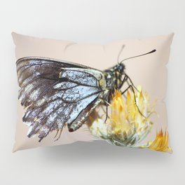 Butterfly with torn wings Pillow Sham