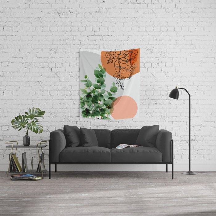 Simpatico V4 Wall Tapestry
