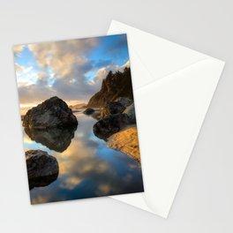 Moonstone Sunset Stationery Cards