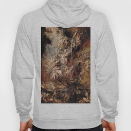 Peter Paul Rubens's The Fall of the Damned Hoody