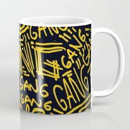 GANG (ENG) Coffee Mug