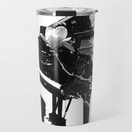 Concerto Of Flowers Travel Mug
