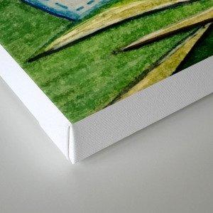 Scottish Thistle Canvas Print