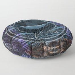 Low Rider Fan Floor Pillow