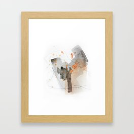 Piece of Cheer 5 Framed Art Print