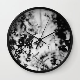 In the light of  a dream Wall Clock