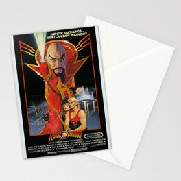 Vintage 80s Sci-Fi Movie Artwork For Prints, Posters, Tshirts, Bags, Men, Women, Kids Stationery Cards