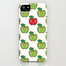 We are watching you. Crunch!!! iPhone Case
