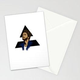 ECHELON (BLACK) Stationery Cards