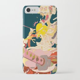 驚者髑髏 - GYOUSYA DOKURO iPhone Case