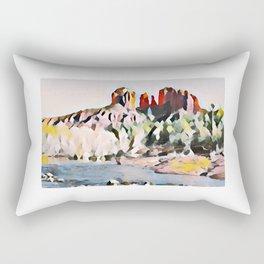 Cathedral Rock - Sedona, Az Rectangular Pillow
