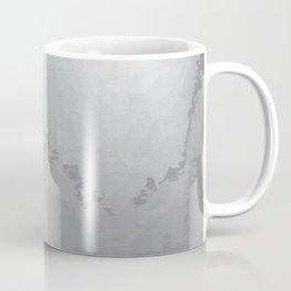 Grey Iron Background Coffee Mug