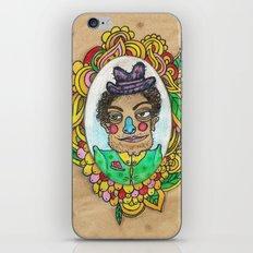 Mr. Trulala iPhone & iPod Skin
