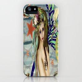 Katie the Mermaid iPhone Case
