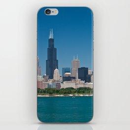 Chicago Skyline Panorama iPhone Skin