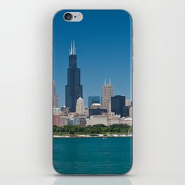 Chicago Skyline Panorama iPhone Skin