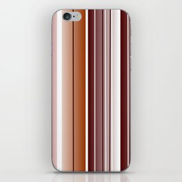 Coffee Color iPhone Skin