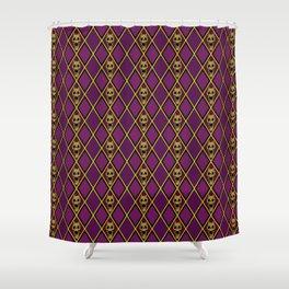 Baitsa Dasuto v.3 Shower Curtain
