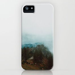 Park Butte Lookout - Washington State iPhone Case