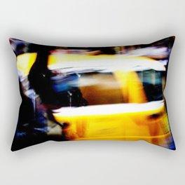 Yellow Rectangular Pillow
