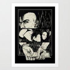 thug life #1 Art Print