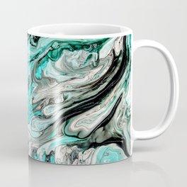 Seafoam Marble Coffee Mug