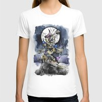 nightmare before christmas T-shirts featuring The nightmare before christmas by Sandra Ink