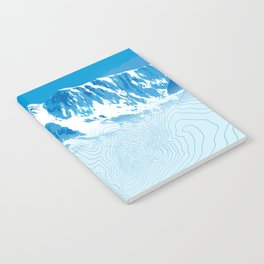 Mt. Alyeska Alaska Notebook