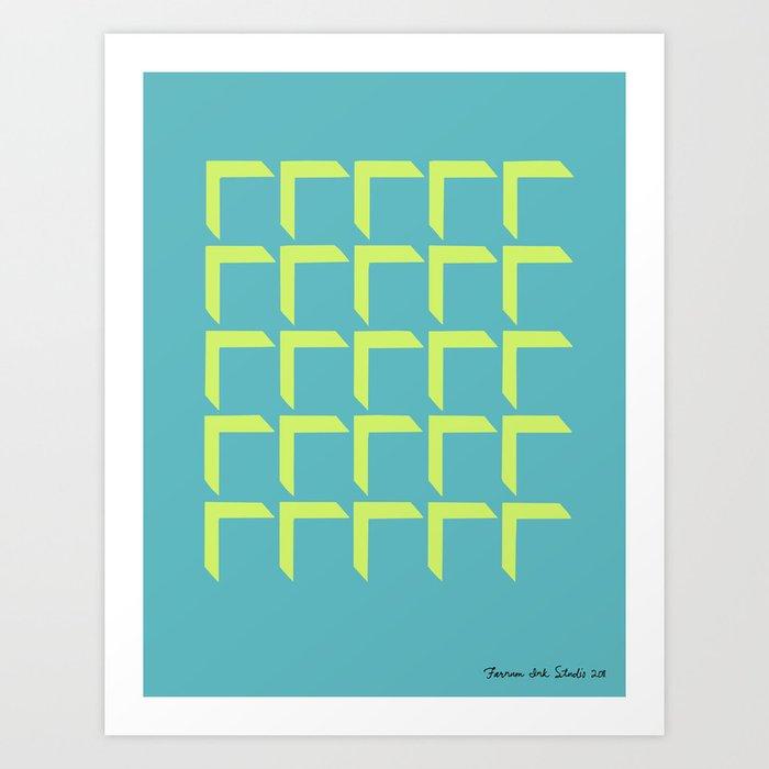 Conform- 8 x 10 Art Print  Art Print