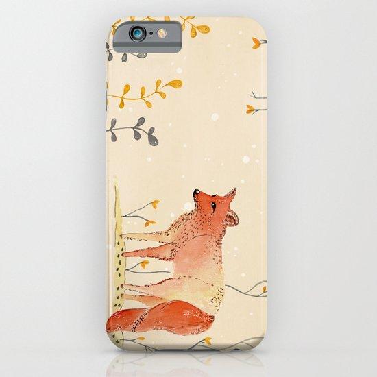 HOWL iPhone & iPod Case