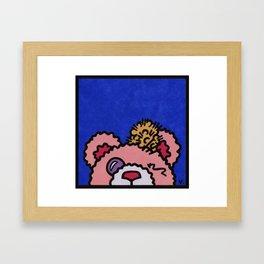 MiniPop19 Broken1 Framed Art Print