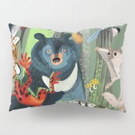 Ussuriland  Dersu´s dream Pillow Sham