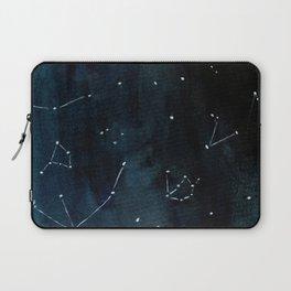 Starry Night Sky Laptop Sleeve
