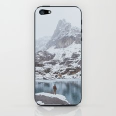 Jayme at Appleby Dome iPhone Skin