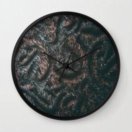 Augmented Furball Wall Clock