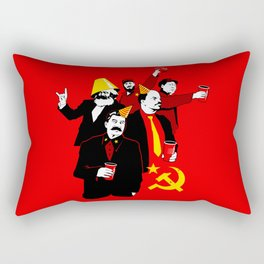 The Communist Party (variant) Rectangular Pillow