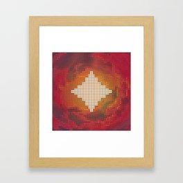 Morning Star - IV Framed Art Print