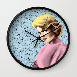 Sandra Dee Wall Clock