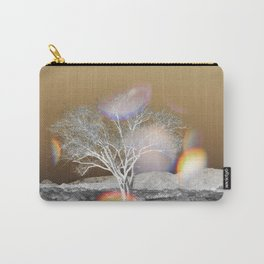 Aurora Arborealis 3 Carry-All Pouch