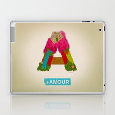 + Amour Laptop & iPad Skin