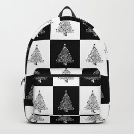 Christmas Tree Chess Backpack