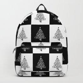 Christmas Tree Chess Backpack