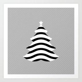 Christmas Tree #8 Art Print