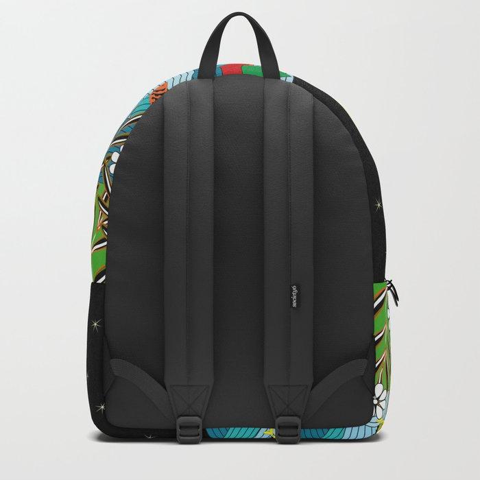beautiful night Backpack