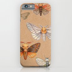 Un-Natural Selection: Wooly Collared Mango Plumosa Slim Case iPhone 6s