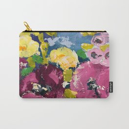 Colourful Day Carry-All Pouch