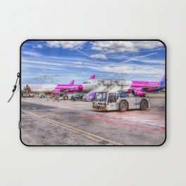 Wizz Air Aircraft Laptop Sleeve
