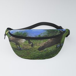 Canada Geese Fanny Pack