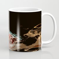 inception Mugs featuring Inception by Courtney Decker